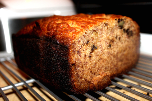 Post image for Banana Walnut Bread