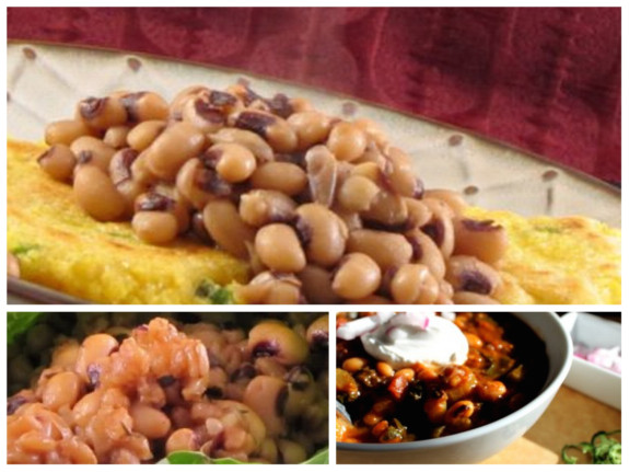 Post image for Grab those Black-Eyed Peas and rustle up some good luck for 2012 (three recipes!)