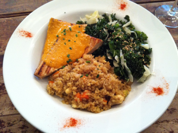 Post image for Vegan news you can use (1/22/12) + Lunch at Garden Cafe in Woodstock, NY