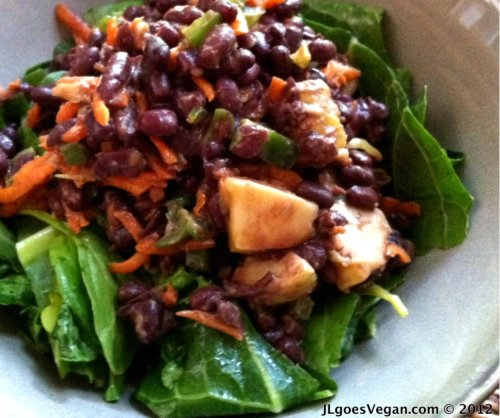 Post image for Azuki Bean Salad