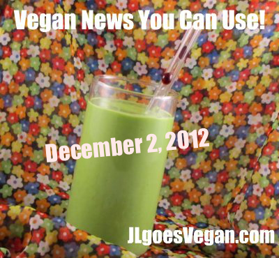 Post image for Reporting from Colorado: Vegan news you can use (12/2/12)