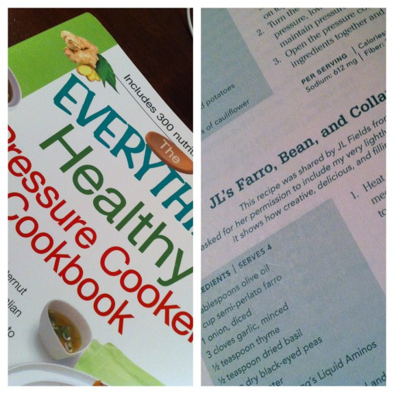 JL Fields in The Everything Healthy Pressure Cooker Cookbook