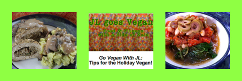 Post image for Multivore Holiday Cooking, Gifting Vegan Lifestyle Coaching, and Holiday Survival Tips