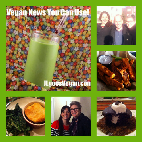 Post image for Meals with friends + Vegan News You Can Use (1/6/13)