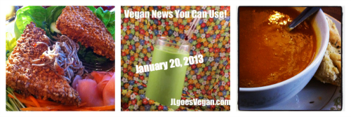 Post image for New (to me) vegan-friendly restaurants in Colorado Springs + Vegan news you can use (1/20/13)