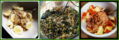 Post image for Cooking while not in the kitchen: the rice cooker to the rescue! (Garlic Lentils & Kale Recipe)