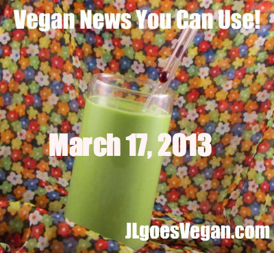 Post image for Working your passion: I want your questions + Vegan news you can use (3/17/13)