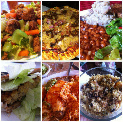 Post image for Simple ways to eat vegan with non-vegan family