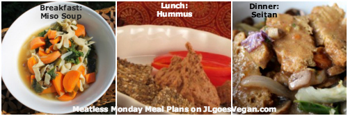 Post image for Meatless Monday Meal Plan (10/21/13)