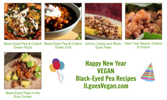 Post image for Happy Vegan New Year! Start 2016 off right!