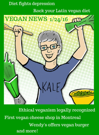 Post image for Vegan News You Can Use (1/24/16)