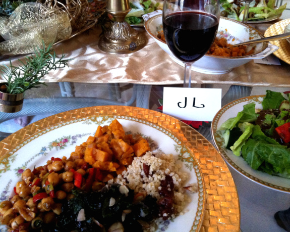Post image for What's for Christmas Dinner? Here are some yummy and quick vegan recipes!