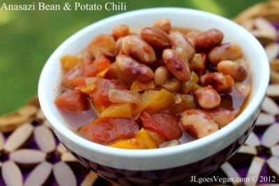 Post image for Anasazi Bean & Potato Chili