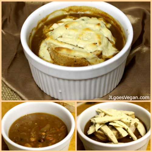 Post image for Cooking Beans at High Altitude, French Onion Style Thirteen Bean Soup