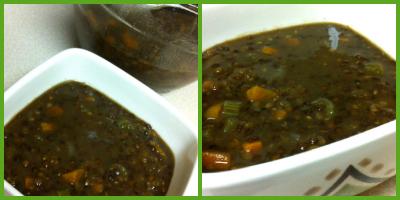 Post image for Garam Masala Lentil Soup